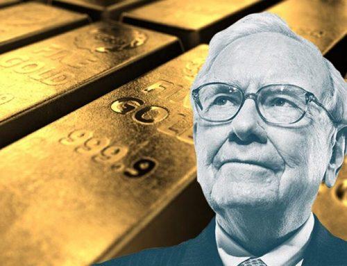 چرخش بی سابقه وارن بافِت به سمت بازار طلا؛ بافِت بخشی از سرمایه خود را به طلا تبدیل کرد!